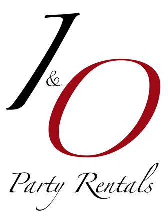 I and O Party Rentals Logo